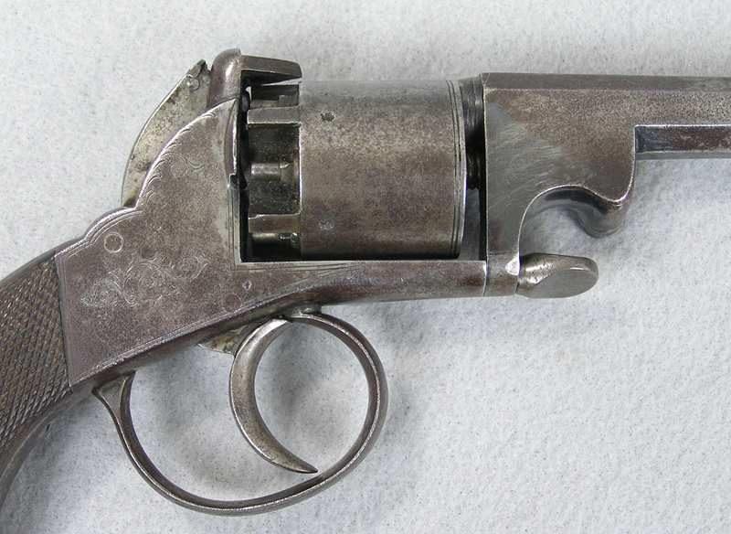 Bentley Percussion Revolver .40 Caliber D.A.
