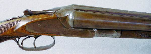 efever 12 Gauge I Grade Double Barrel Shotgun