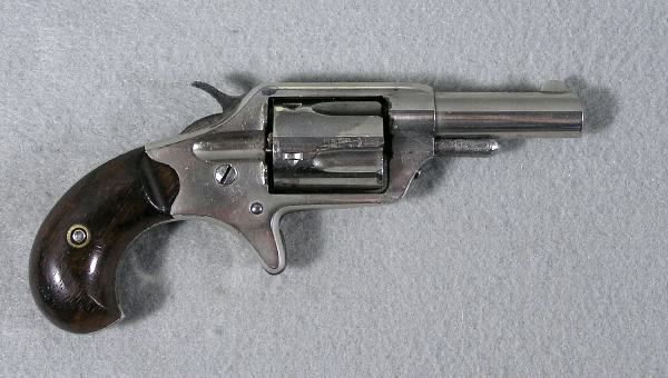 Colt New Line 32 rimfire spur trigger revolver
