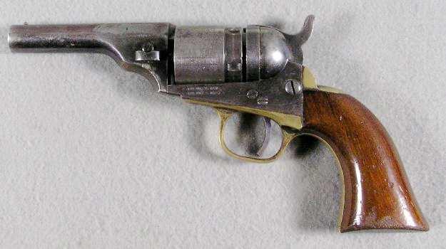 Colt New Model Breech Loading Pocket Pistol