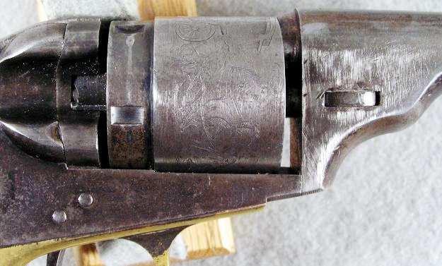 Colt New Model Breech Loading