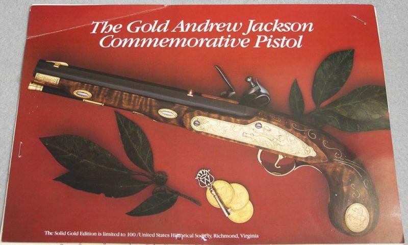 Andrew Jackson Commemorative