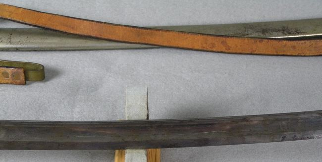 U.S. Model 1860, Roby Calvary Saber