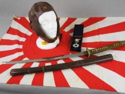 Japanese Wakizashi Pilots Sword