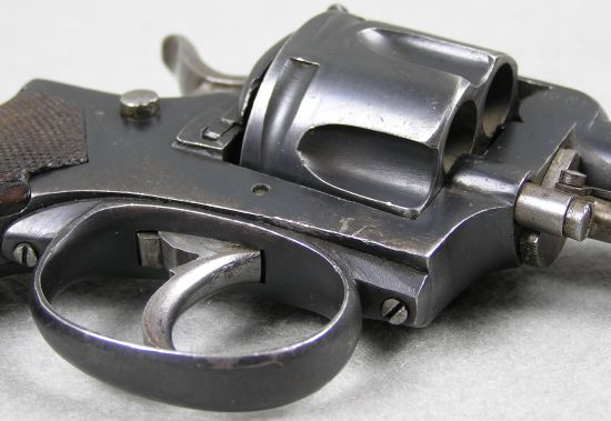 Webley Copy, 450 Caliber