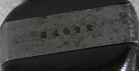 """S&W NM #3 8"""" BBL 450 cal target"""
