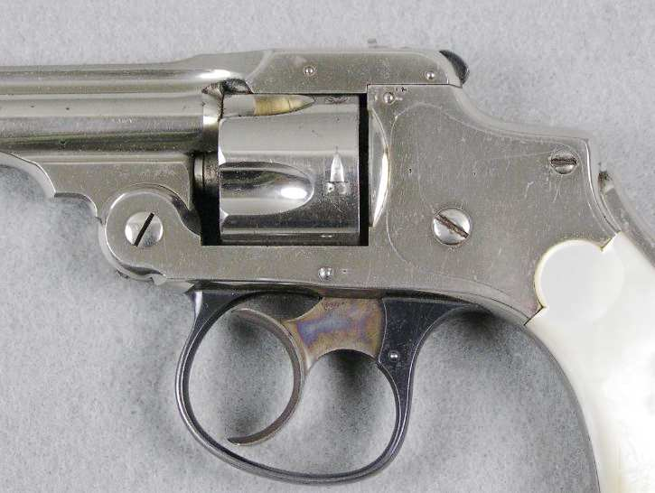 S&W 32 Safety First Model DA