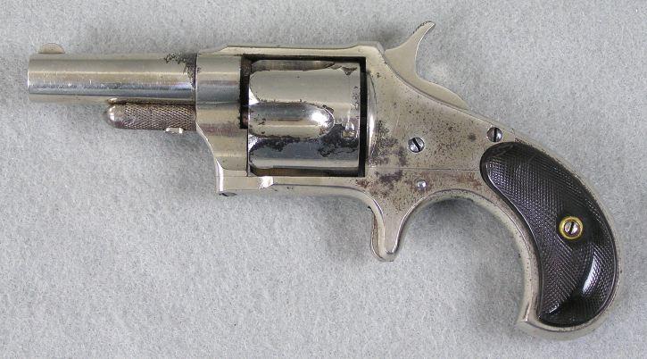 Remington New Model No. 4 Revolver
