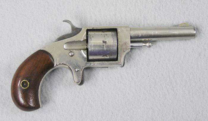 Ranger 22 Pocket Revolver