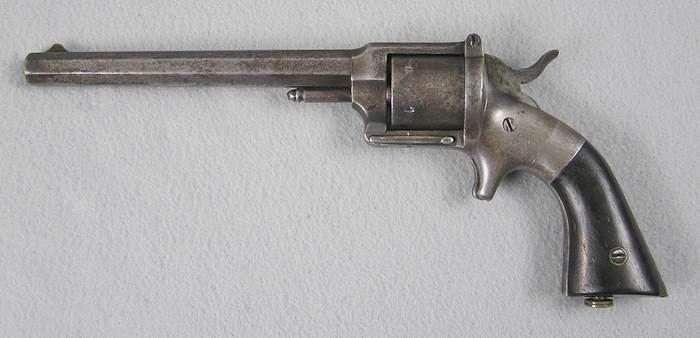 Lucies W. Pond SA Belt revolver