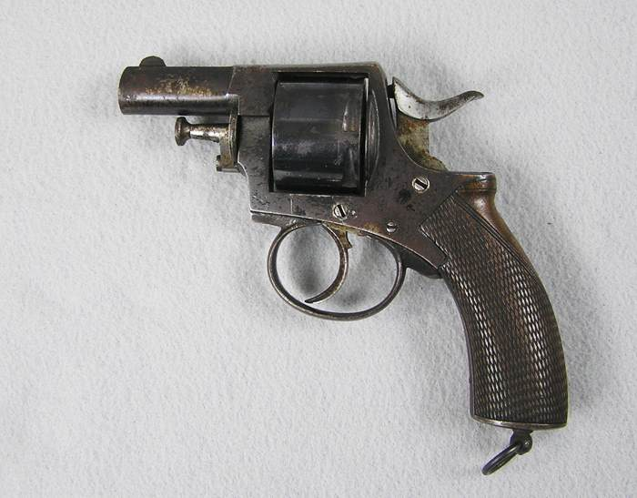 Webley M&P Copy, 44 Bull Dog