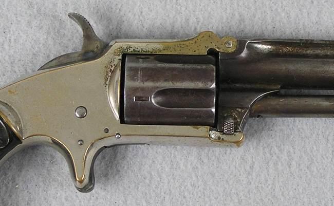 Marlin No. 32 Standard 1875 Pocket Revolver