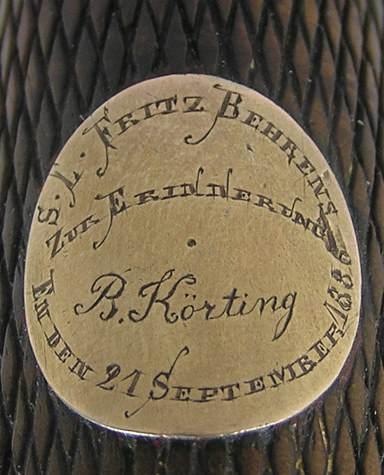 Webley Pryse Type, A. Francotte Maker