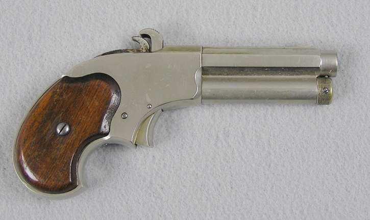 Remington-Ryder Magazine Pistol
