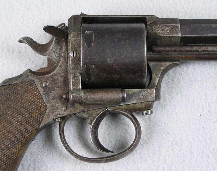 D.D. LEVAUX DA Police Revolver