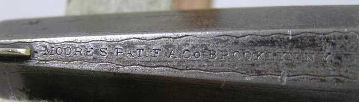 Moores Pat. F.A. Co. N.Y. 41
