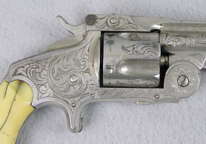 "S&W 38 Single Action First Model ""Baby Russian"""