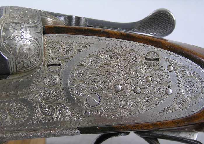 High Grade engraved, like new
