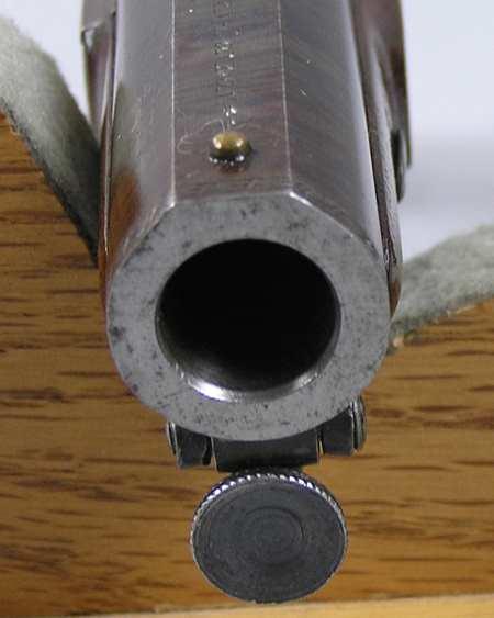 W. Parker 50 Caliber Pocket Pistols