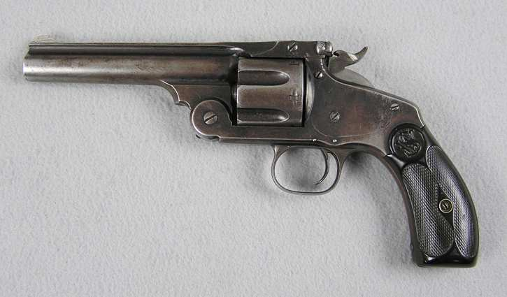Smith & Wesson Model #3 Target