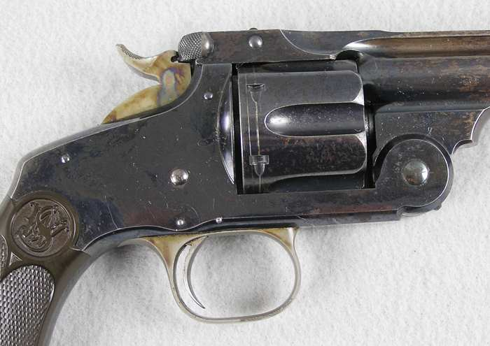 Smith & Wesson New Model No. 3,