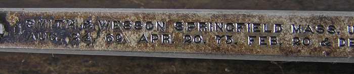 Smith & Wesson New Model No. 3,