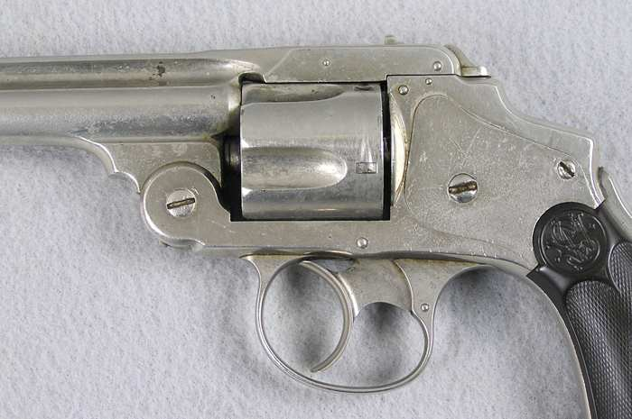 S&W 3rd Model Safety