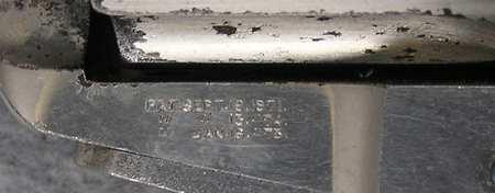 Colt 1877 Thunderer Etch Panel 41 Colt D.A.