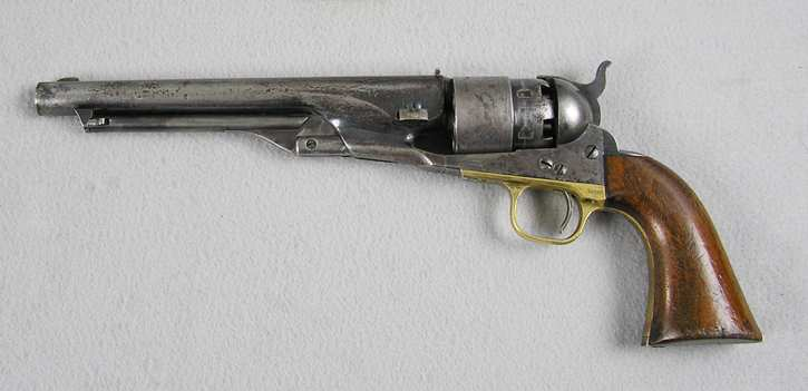 a57a3be7268 Colt Model 1860 Army 44 Caliber Percussion – 1898andB-4.com