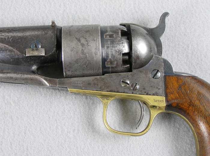 Colt Model 1860 Army 44 Caliber Percussion