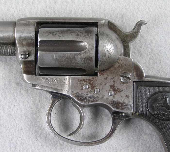 """Colt 1877 Lightning 38 D.A. 2 ½"""" Revolver"""