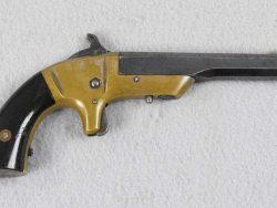 Unmarked 30 Caliber S. Shot Deringer