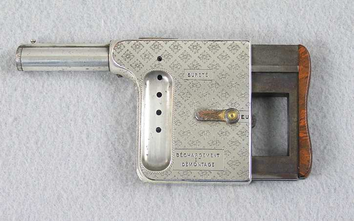 Mitraillesue French Palm Pistol