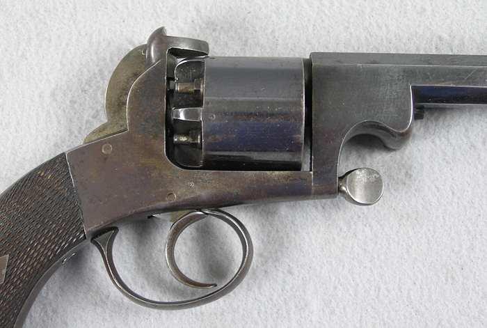 Webley-Bentley D.A. 45 Caliber