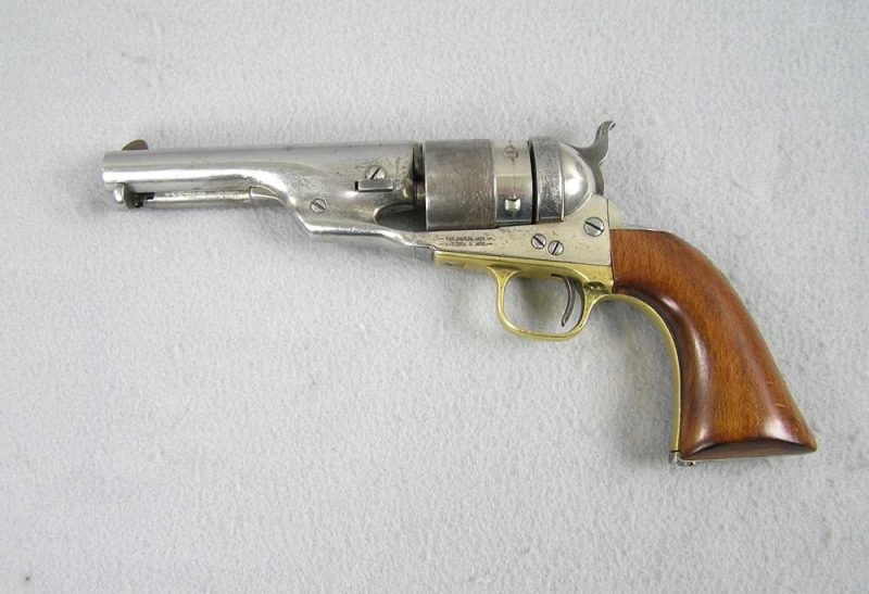 Colt Richards Second Model Conversion