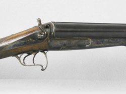 DUPONT & FORIR SxS Double Barrel Shotgun