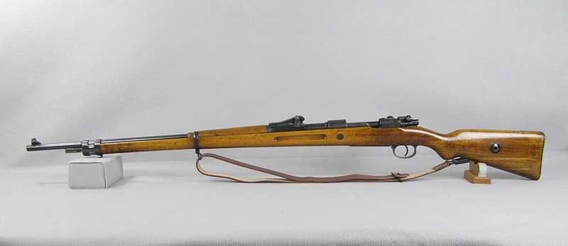 """Gew 98 Wehrmanngewehr """"Service Mans Rifle"""""""