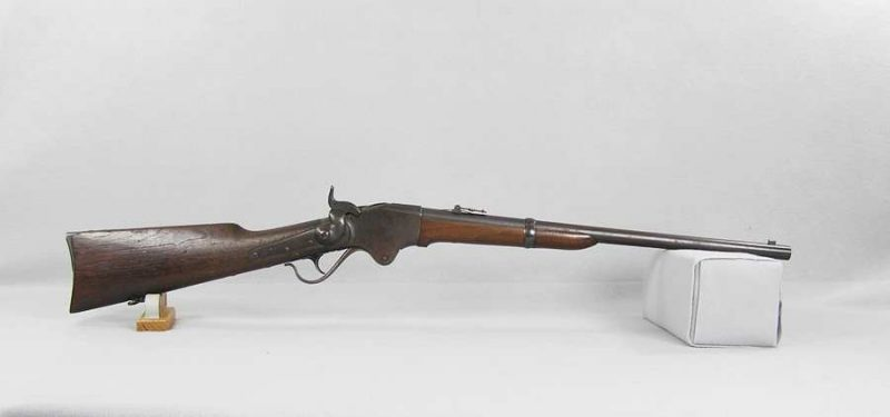 Spencer Repeating Civil War Carbine