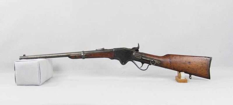 Spencer M 1865 Carbine With Siamese Chakra