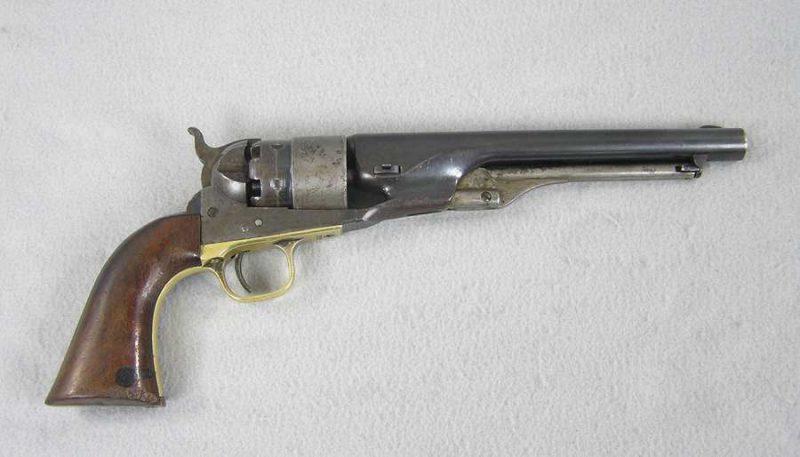 Colt 1860 Army Civilian Model