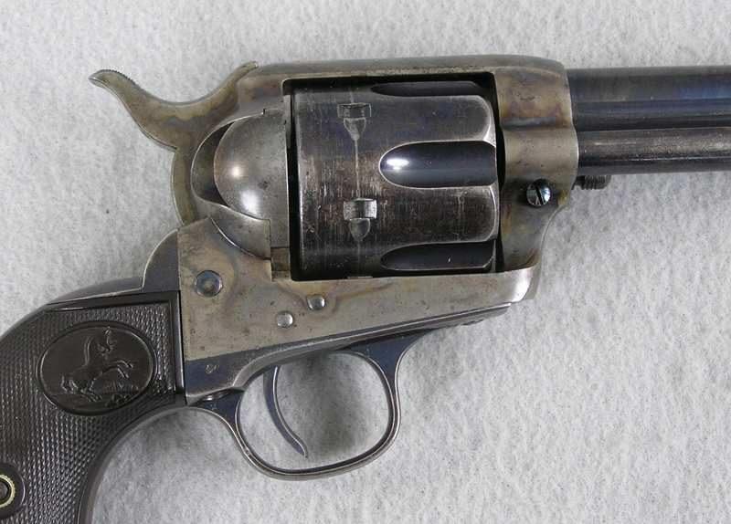 Colt Single Action 38 WCF