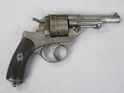 French Model 1873 D.A. Army Service Revolver