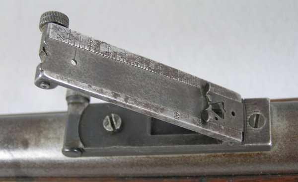 U.S. Springfield Model 1886 Experimental 45-70 Trapdoor