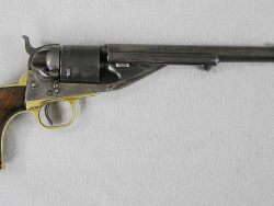 Colt U.S. Model 1861 Navy-Navy Conversion