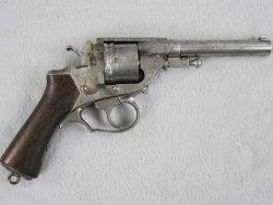 Perrin Model 1865 D.A. Revolver