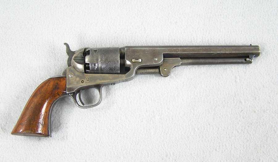 Znalezione obrazy dla zapytania Colt 1851 Navy Revolver