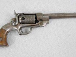 1//6 ITPT guerre civile Colt modèle 1861 Percussion revolver pistolet DID 3R DRAGON BBI