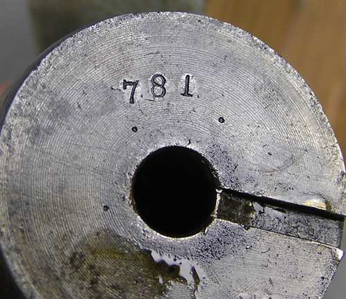 Allen & Wheelock Sidehammer Belt Revolver Percussion 32 Cal.