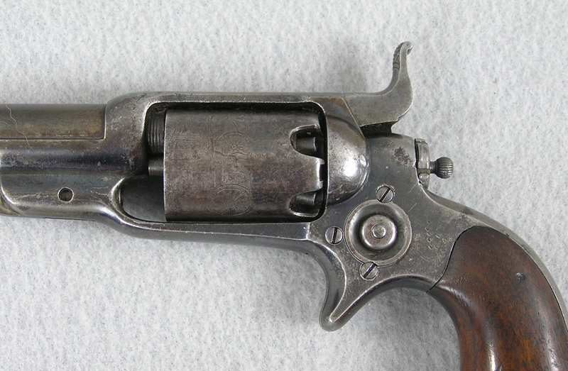 "Colt 1855 Root Model 7, 31 Caliber 3.5"" Barrel"