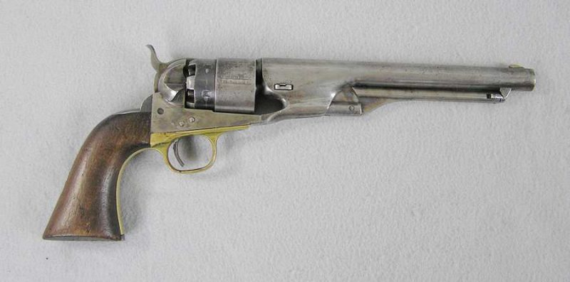 Colt 1860 Army Civil War Revolver